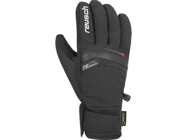 Reusch Bruce GTX Gloves black/white